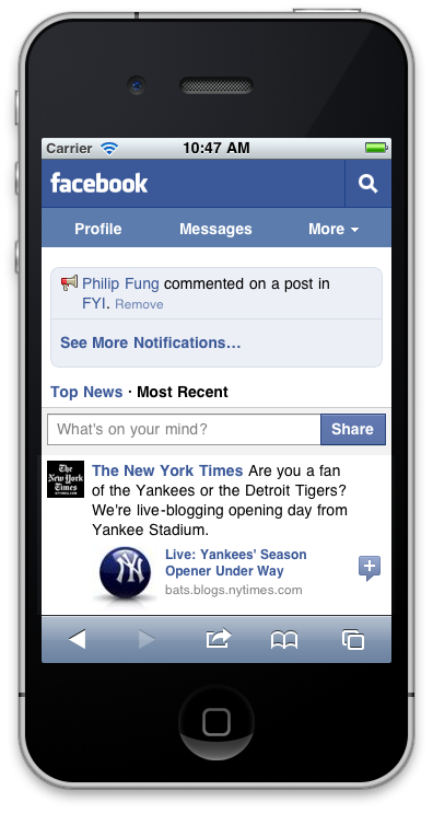 "Facebook Is About To Eat Your Phone | ""#Google+, +1, Facebook, Twitter, Scoop, Foursquare, Empire Avenue, Klout and more"" 