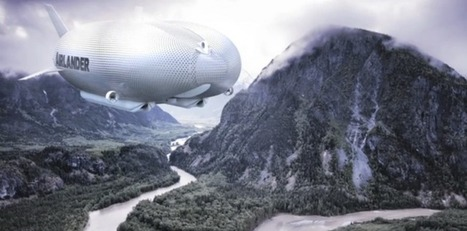 7 Reasons Airlander, The World's Largest Aircraft, Could Revolutionize Air Travel - International Business Times | Aviation | Scoop.it