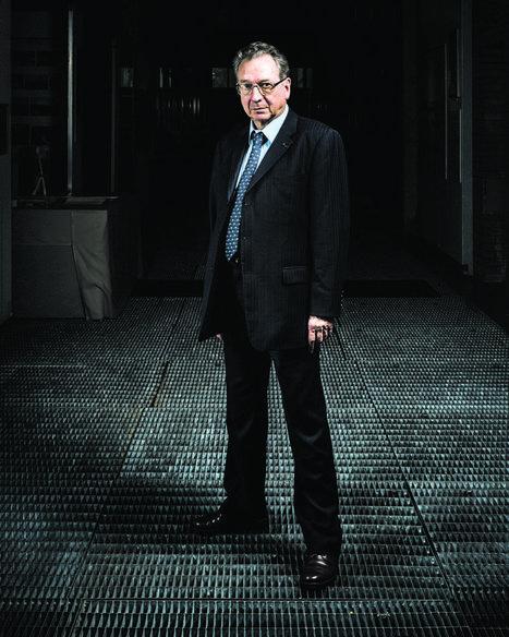 Michel Virlogeux, il suffit de tracer le pont | Architectes | Scoop.it