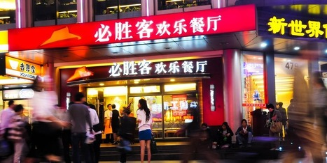 Chinese Consumers Are Completely Obsessed With Pizza   China's Emerging Market:  opportunities, rewards, success.   Scoop.it