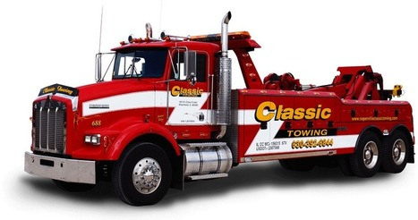 Classic Towing Naperville | Naperville IL Towing Company | Naperville-Aurora IL Tow Service | Naperville-Aurora Semi-Truck and Tractor-Trailer Towing | Stajdor's Spot | Scoop.it