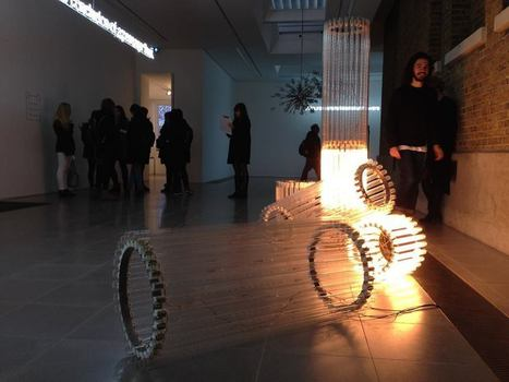 """Untitled"" by Cerith Wyn Evans 