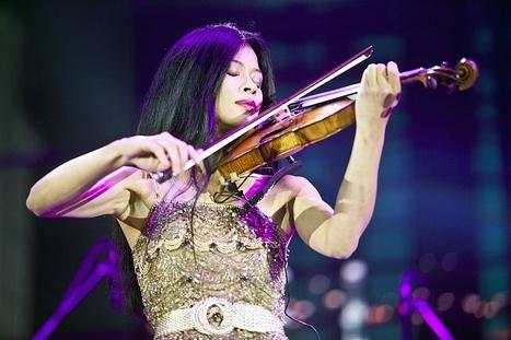 Les belles histoires de Sotchi. Le projet fou d'une star du violon | Merveilles - Marvels | Scoop.it