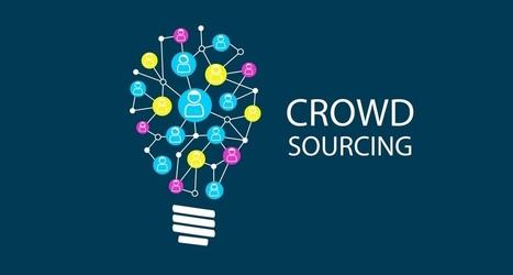 Crowdsourcing : 4 solutions pour démultiplier les actions, Innovation produit - Les Echos Business   Cahiers de tendances   Scoop.it