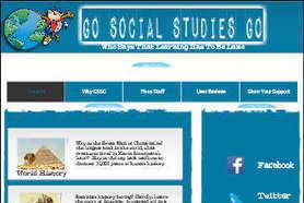 Go Social Studies Go! | Aimee Schmidt Site | Scoop.it