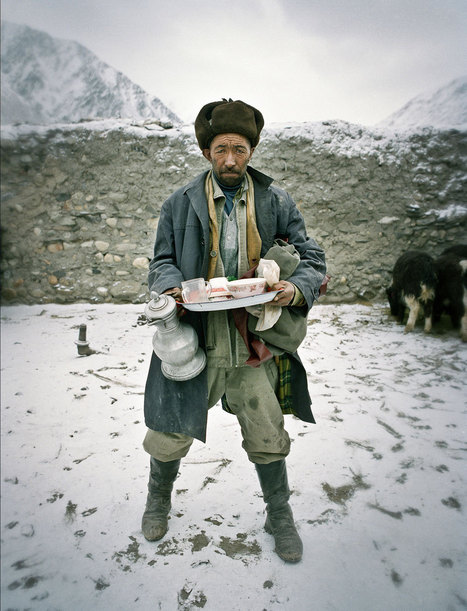 We Are What We Eat: The High Altitude Diet of Afghanistan's Nomads   World History Semester II   Scoop.it