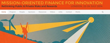 Mission-Oriented Finance for Innovation | Pós Capitalismo | Scoop.it