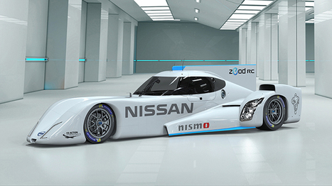 Nissan ZEOD racer unveiled in Japan - [via Top Gear] | The Future of Electric Vehicles | Scoop.it