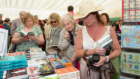 The economics of book festivals | Write on.. | Scoop.it