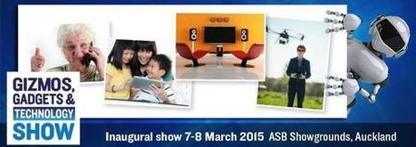New Zealand's first-ever Gizmos, Gadgets & Technology Show is ... | Social Comunications Today | Scoop.it