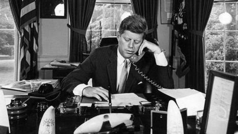 JFK Library to Use Kennedy's Words to Tweet About Current Events | MY B*S* IS BOSS | Scoop.it
