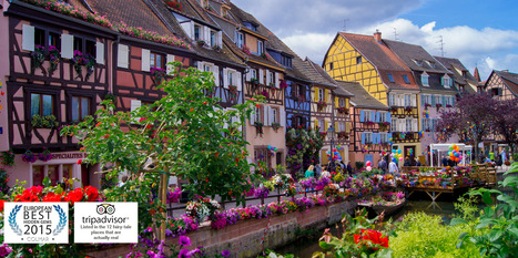 DK Eyewitness Travel | Award-Winning Travel Guides : Colmar, among the world's most beautiful small towns | Colmar et ses manifestations | Scoop.it