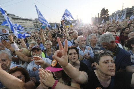 Greece votes No, putting united Europe in peril | Global politics | Scoop.it