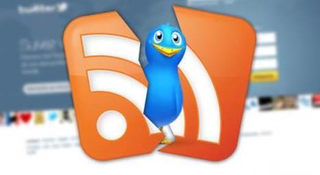 Retrouver le flux RSS des favoris Twitter | Ballajack | Numérique & pédagogie | Scoop.it