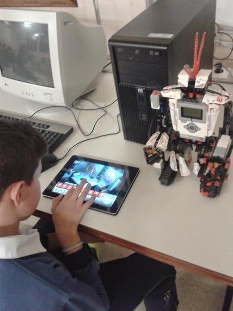 Robótica en el Sanjo | Robótica en las aulas | Scoop.it