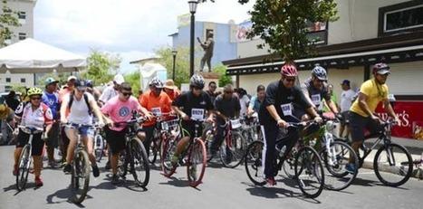 Pedalean en familia y rinden homenaje a Mayra Elías - Primera Hora | CicloFresh | Scoop.it