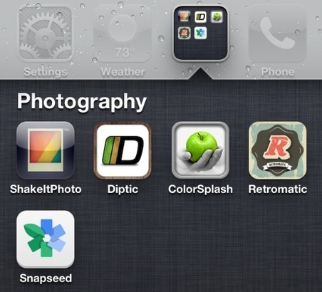 5 Popular Mobile Apps You Should Know About If You're a Photographer   All things iPhoneography   Scoop.it