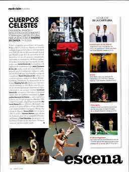 Escena Marie Claire (01/11) | Festival Internacional Madrid en Danza 2012 | Scoop.it