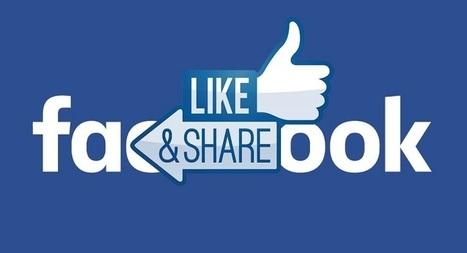 Qu'est-ce qui motive le partage de contenu sur Facebook ? | Chiffres et infographies | Scoop.it