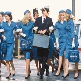 This Blogger Collected 1250 Flight Attendant Uniforms From 470 ... | Aviation Logistics | Scoop.it