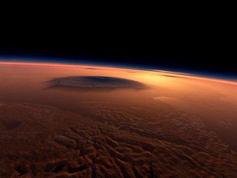 """""""Photosynthesis is Possible on the Surface of Mars"""" 