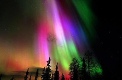 Twitter / traveIing: Aurora Borealis over Finland ... | FINLAND2013 | Scoop.it
