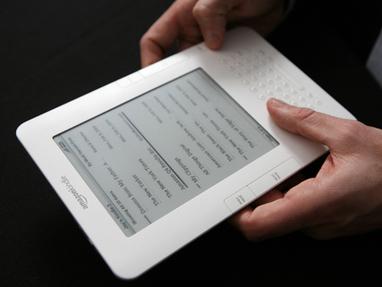 Kindle vs books? Children just don't see it that way - SBS | Digital | Scoop.it