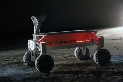 Audi to contribute knowhow to Google Lunar XPrize team | Cultibotics | Scoop.it