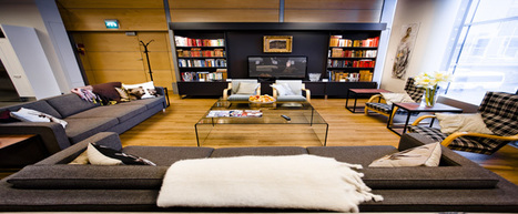 Marketing Plan for Almost@home Lounge - Airport | Revista TravelManager | Scoop.it