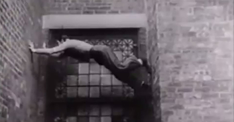 Old School Parkour from the 1930s | Xposed | Scoop.it