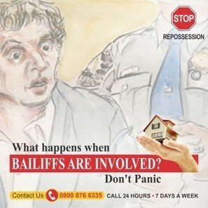 Ways to stop an eviction notice from bailiff in UK | Stop Repossession | Scoop.it