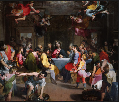Barocci: Brilliance and Grace. Reviewed by Piers Baker-Bates | Le Marche another Italy | Scoop.it