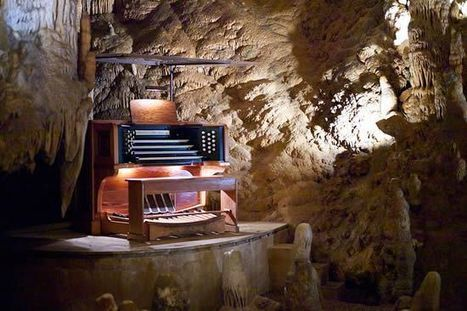 The Great Stalacpipe Organ Plays Real Rock Music | Strange days indeed... | Scoop.it
