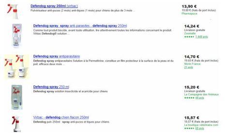 Pharmapuce propose le meilleur prix pour le defendog 250 ml sur le comparateur google shopping   CaniCatNews-actualité   Scoop.it
