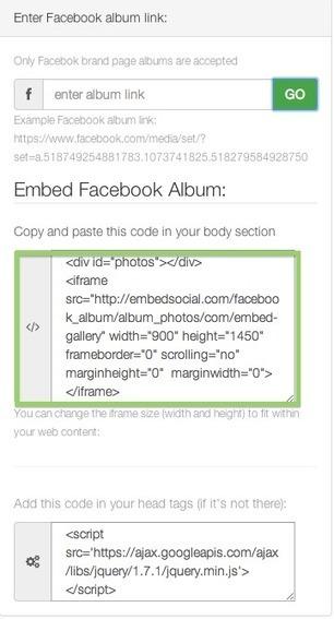 Cómo embeber álbumes de fotos de Facebook en tu blog | beriodismo: el blog de @beagonpoz | redes sociales | Scoop.it