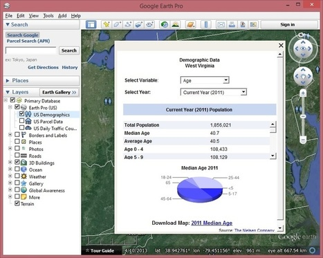 Google Earth Pro now Free? - Google Earth Blog | Open Knowledge | Scoop.it