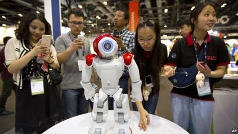 Chinese Tech Companies Chart Growth Abroad - Voice of America | Technological Sparks | Scoop.it