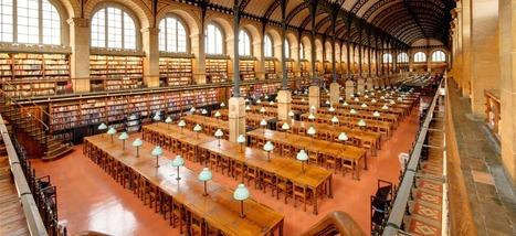 «Pourquoi les étudiants ont plus que jamais besoin des bibliothèques» (slate.fr, 3.02.2016) | La valise en papier | Scoop.it