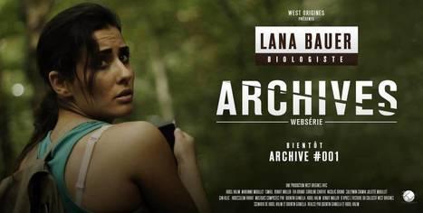 Archives : la websérie qui vous fera frissonner (gratuitement) cet été - Archimag | Nos Racines | Scoop.it