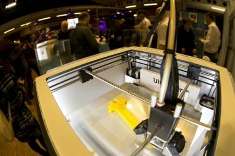 Bijoux, prothèses, vases: les prouesses de l'impression 3D exposées à Paris | FabLab - DIY - 3D printing- Maker | Scoop.it
