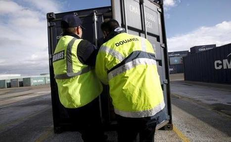 Les douanes saisissent 3.300 saladiers en plastique potentiellement cancérigène   Toxique, soyons vigilant !   Scoop.it