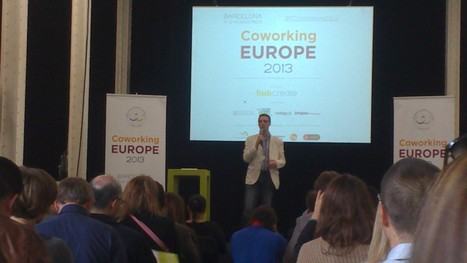 Conferencia europea de Coworking segun Coworkidea. | CoworkideaS | Scoop.it
