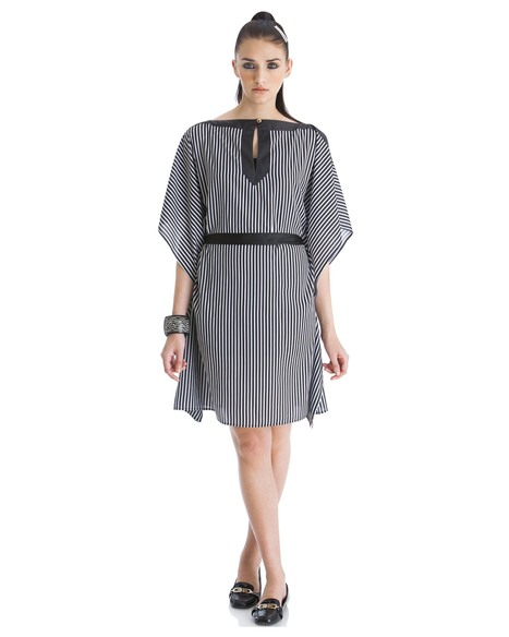 Get the 'line up' black kaftan by yogesh chaudhary, only at stylista   Stylista   Scoop.it
