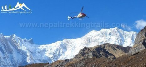 Helicopter Tour in Nepal, Nepal Heli Tour - Nepal Trekking | Nepal Trekking trails | Scoop.it