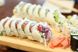 Vegan Sushi | OM Times Magazine | skillful means for conscious living | Scoop.it