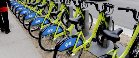 A Bike Share Program May Come to Brooklyn | New York City Chronicles | Scoop.it