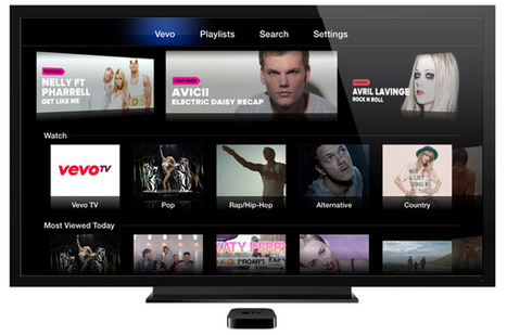 Eddy Cue Says Apple TV, With 20 Million Units Sold, Will Continue To Evolve  | TechCrunch | Communication design | Scoop.it