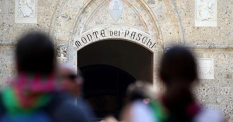 Il dilemma italiano: infrangere le regole o distruggere le banche | Monte dei Paschi ... di Siena ? | Scoop.it