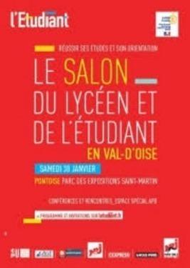Le salondu lycéen et de l'étudiant en Val-d'Oise de retour à Pontoise | Infos en Val d'Oise | Scoop.it