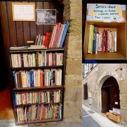 Grâce à ma librairie gratuite, j'ai redonné le sourire et le goût de la lecture à ceux qui passent dans ma rue | Des livres, des bibliothèques, des librairies... | Scoop.it